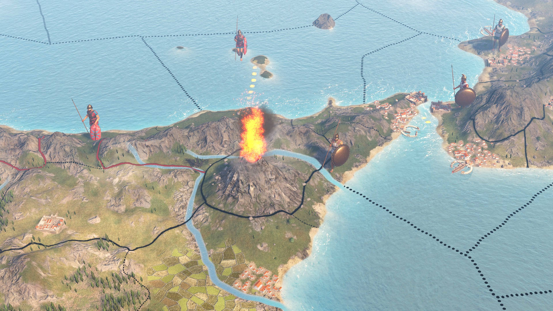 Grand strategy game Imperator: Rome gets large modpack that will keep the torch alive