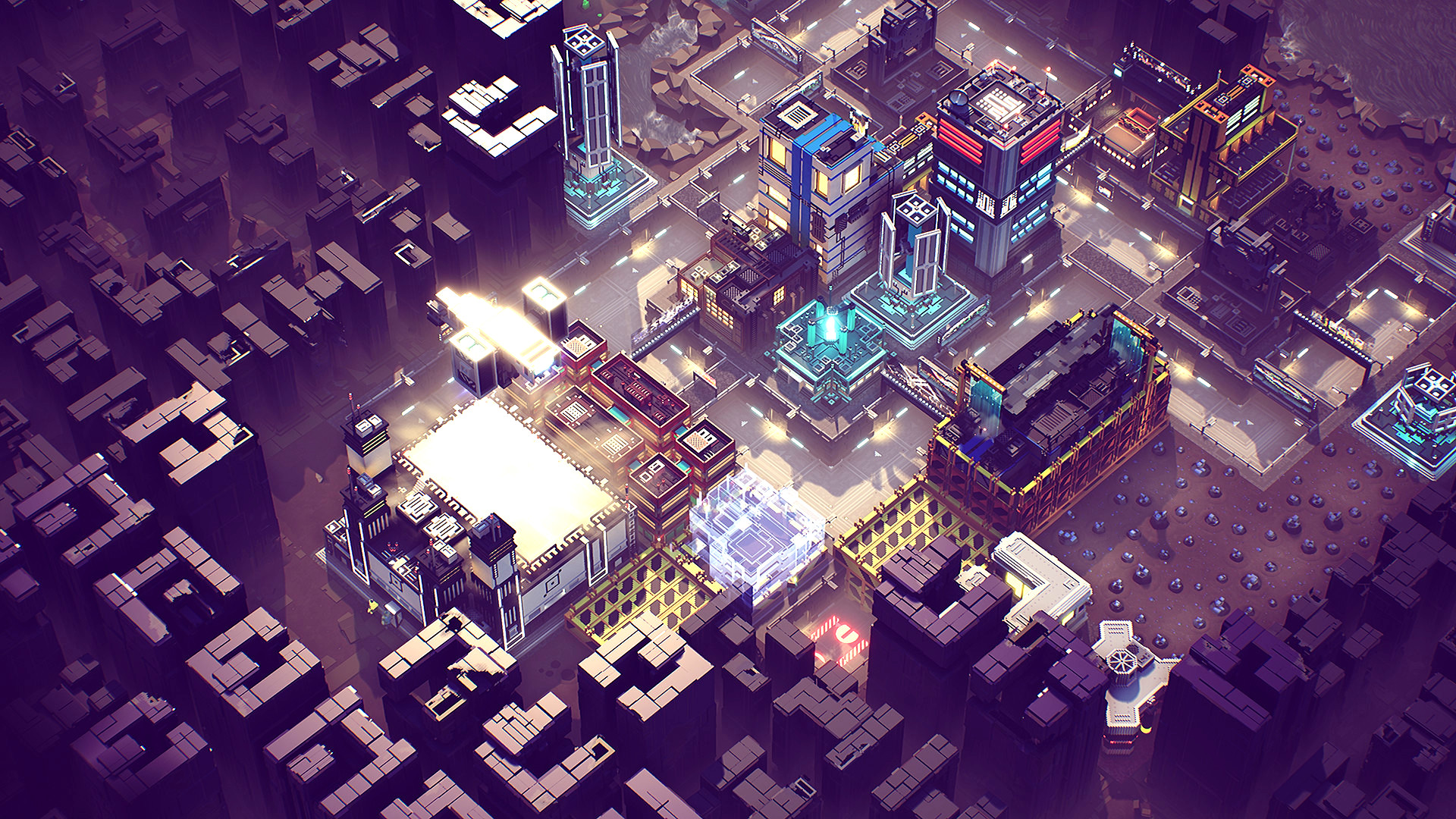 Industries of Titan is a city-building game on the edge of oblivion