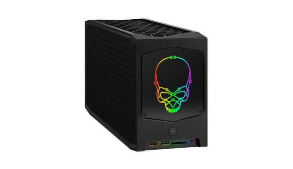 Prebuilt high-end PC from intel, capable of fitting large GPUs from AMD and Nvidia