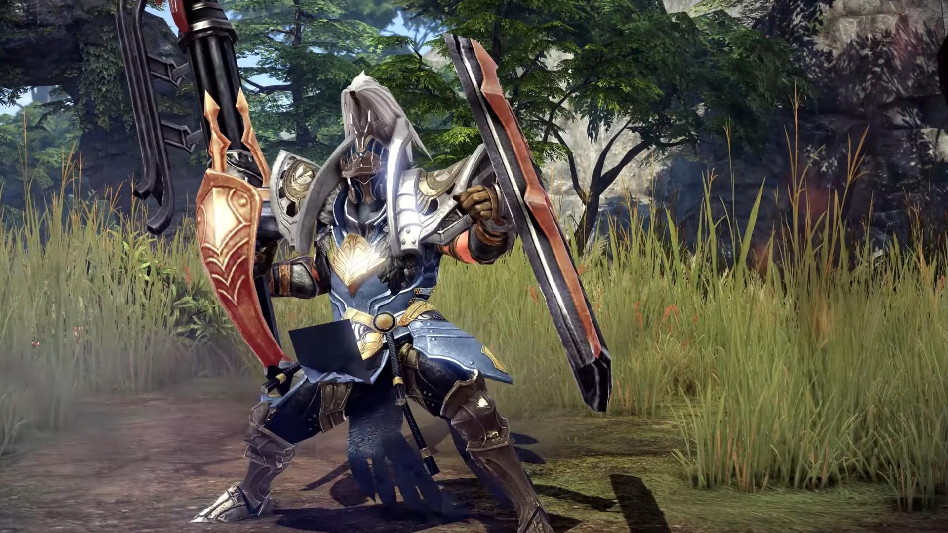 Lost Ark's warrior advanced classes all look very dangerous