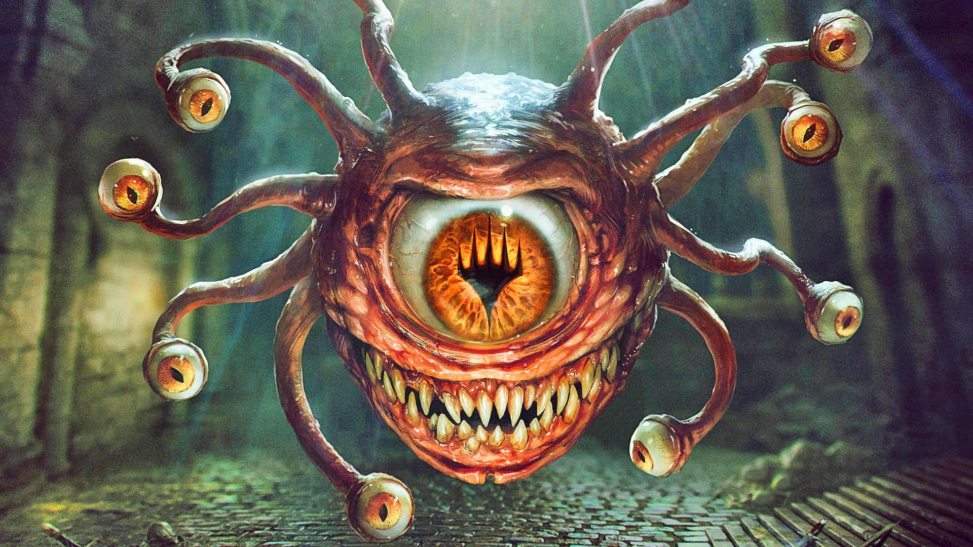 Magic the Gathering: Arena's new set is a love letter to D&D