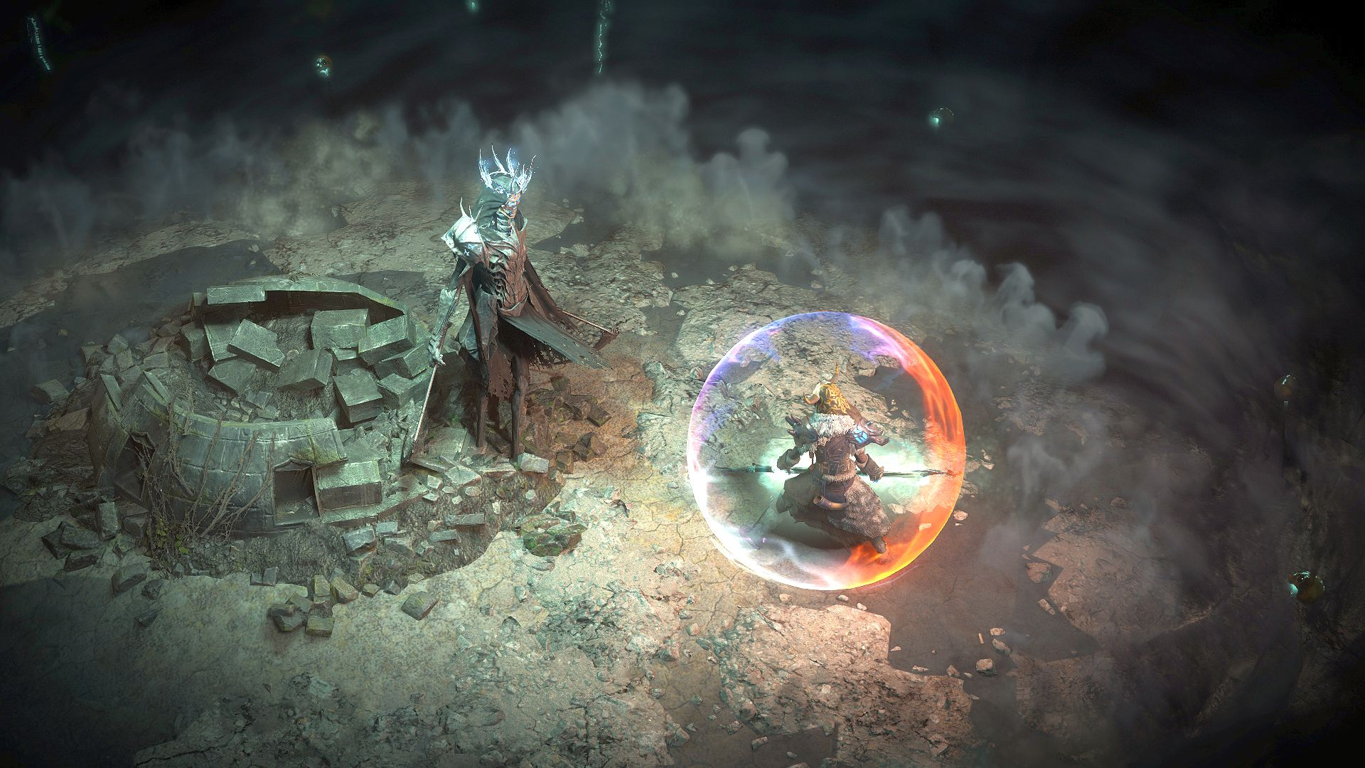 """Path of Exile's next expansion shakes up the meta with """"lots and lots of new gems"""""""