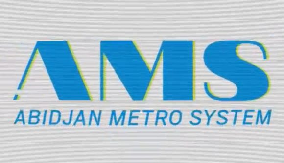The Abidjan Metro System logo, which appears to be teasing an event in Consulate for Rainbow Six Siege