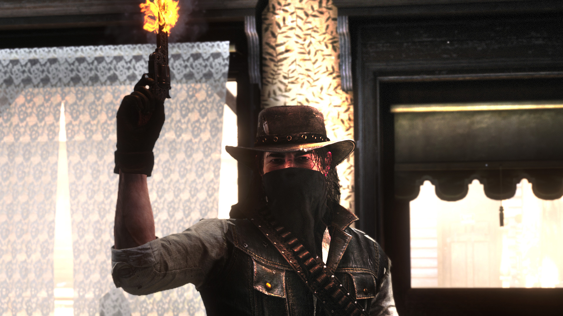 Red Dead Redemption 2 modders have restored Armadillo to its former glory (again)