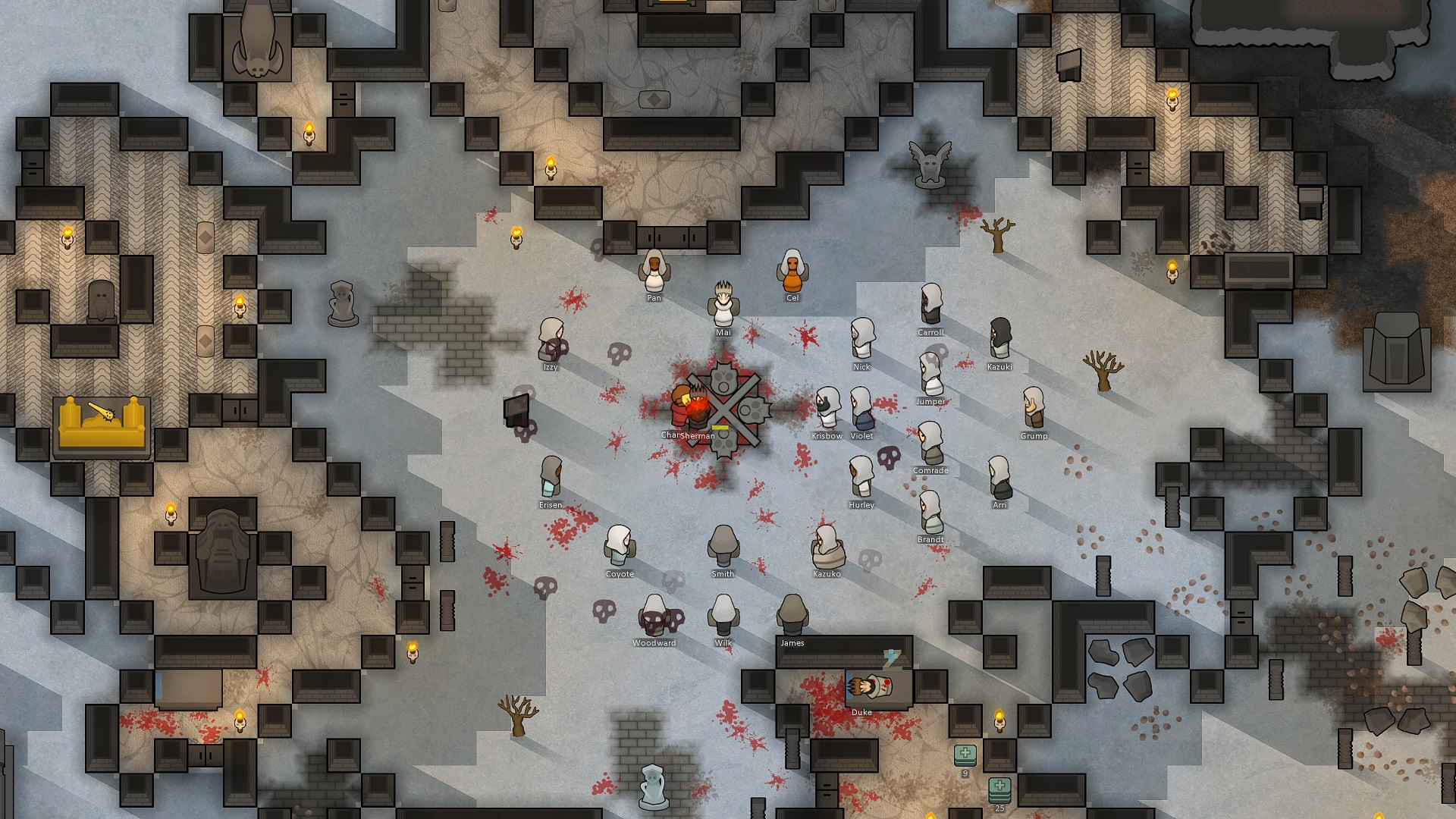 Rimworld will get a new expansion, major 1.3 update, and beards