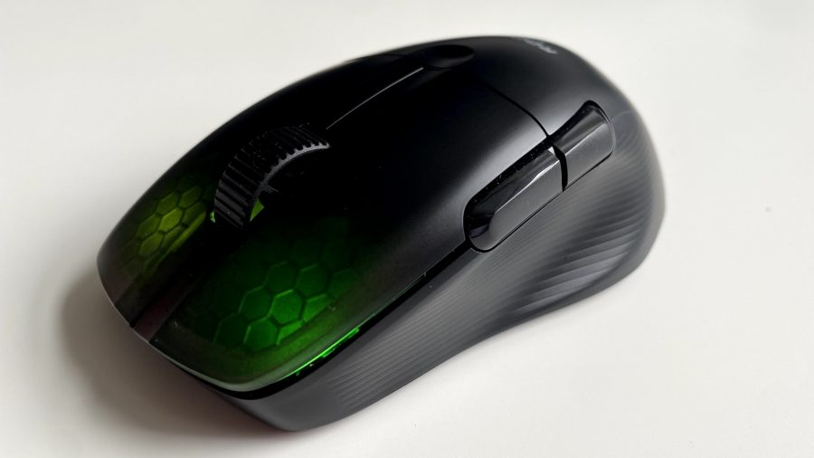 The wireless gaming mouse from Roccat takes on Razer, SteelSeries, and Logitech