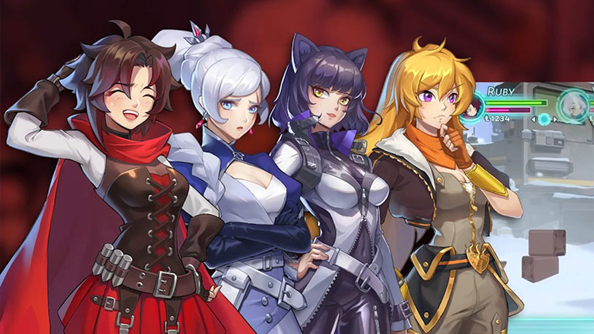 RWBY: Arrowfell is the next 2D Metroidvania from the River City Girls devs