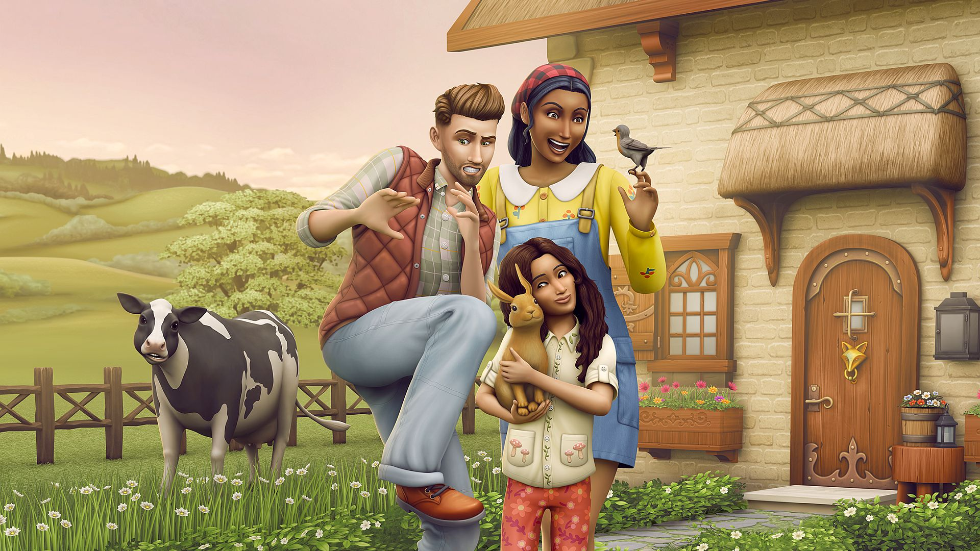 The Sims 4: Cottage Living is part Stardew Valley, part zoophile fantasy