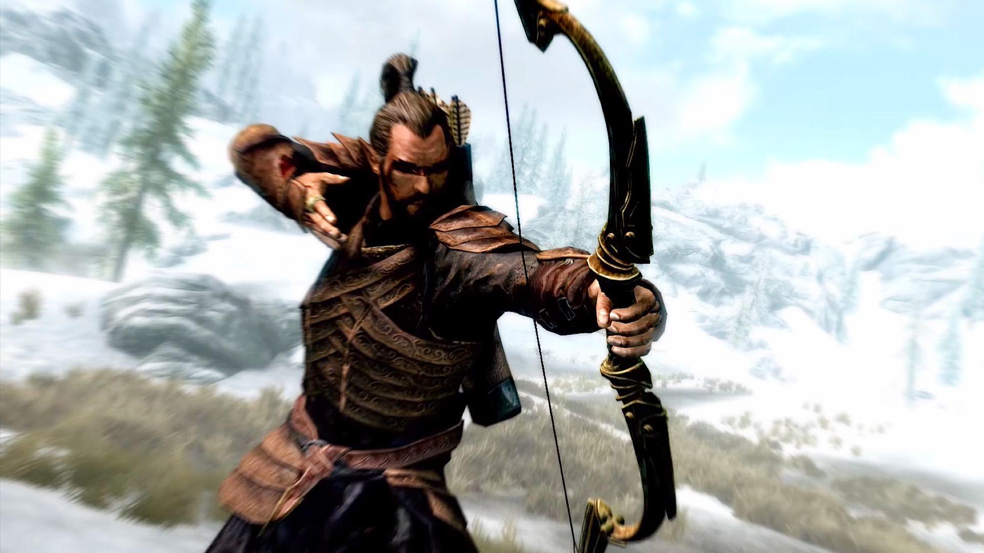 Weird Skyrim lore: Wood Elves and the church of keto