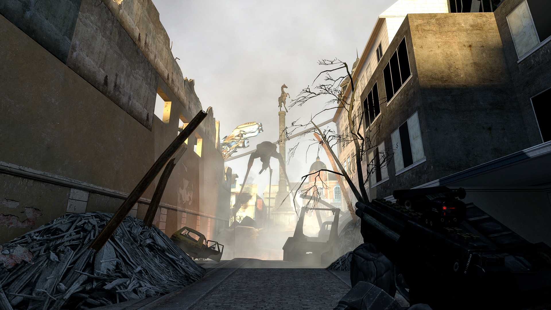 Half-Life 2: Remastered Collection coming from modders with Valve's consent