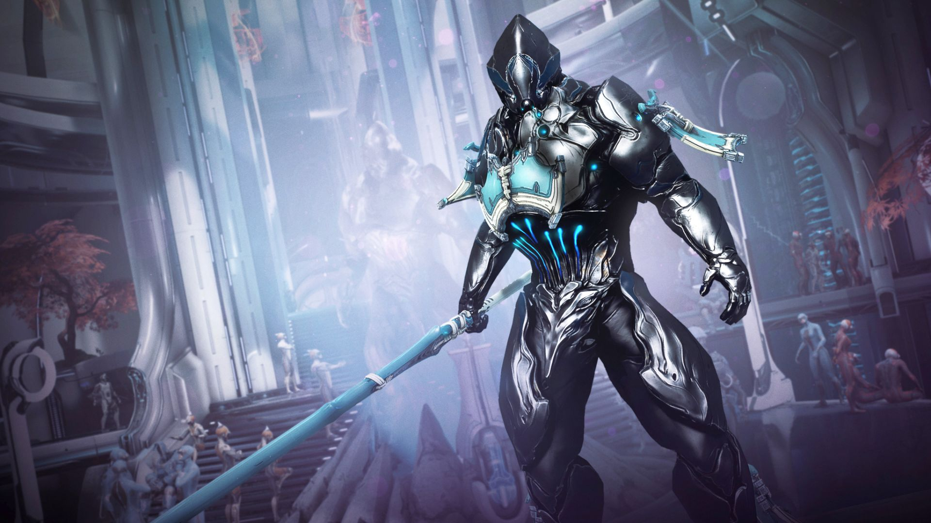 """TennoCon 2021 will have an """"interactive preview"""" of Warframe expansion The New War"""