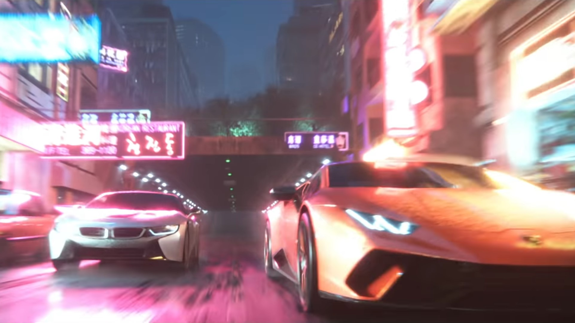 Test Drive Unlimited Solar Crown reveals Hong Kong setting and release date