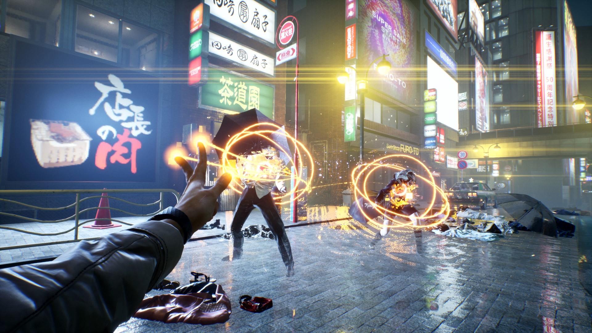 Ghostwire: Tokyo has been delayed until next year