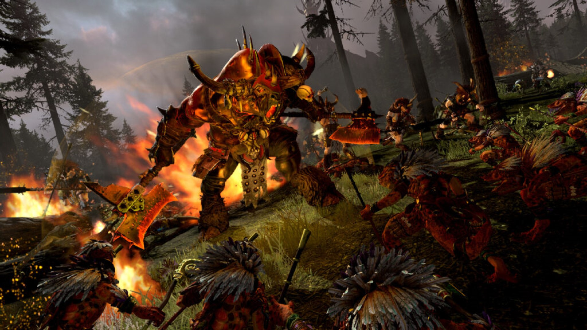 Total War: Warhammer 2's new Beastmen campaign mechanics have been revealed