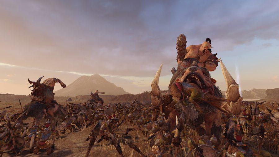 ogre mercenaries in total warhammer 2