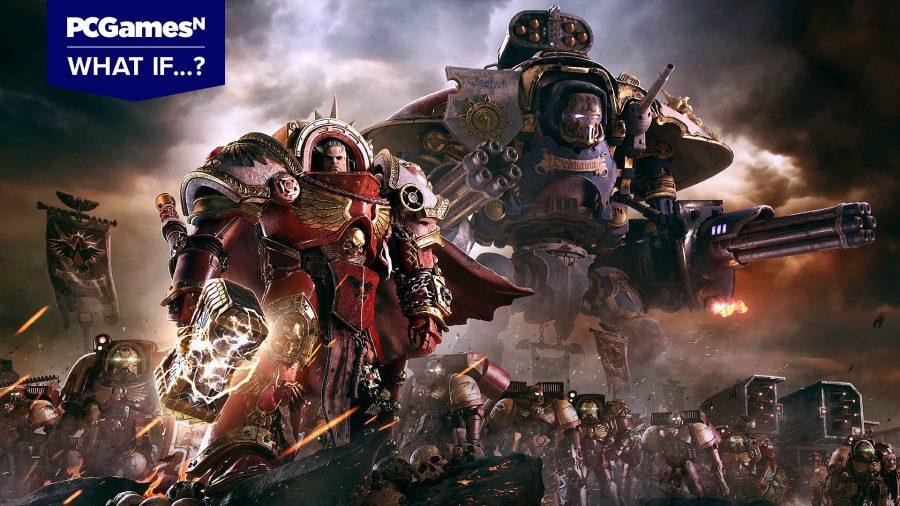 Dawn of War III cover art