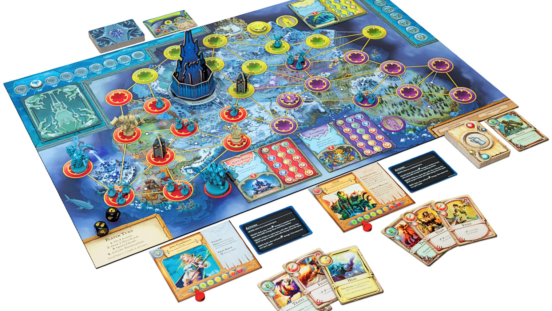 Here's how WoW's Pandemic board game works