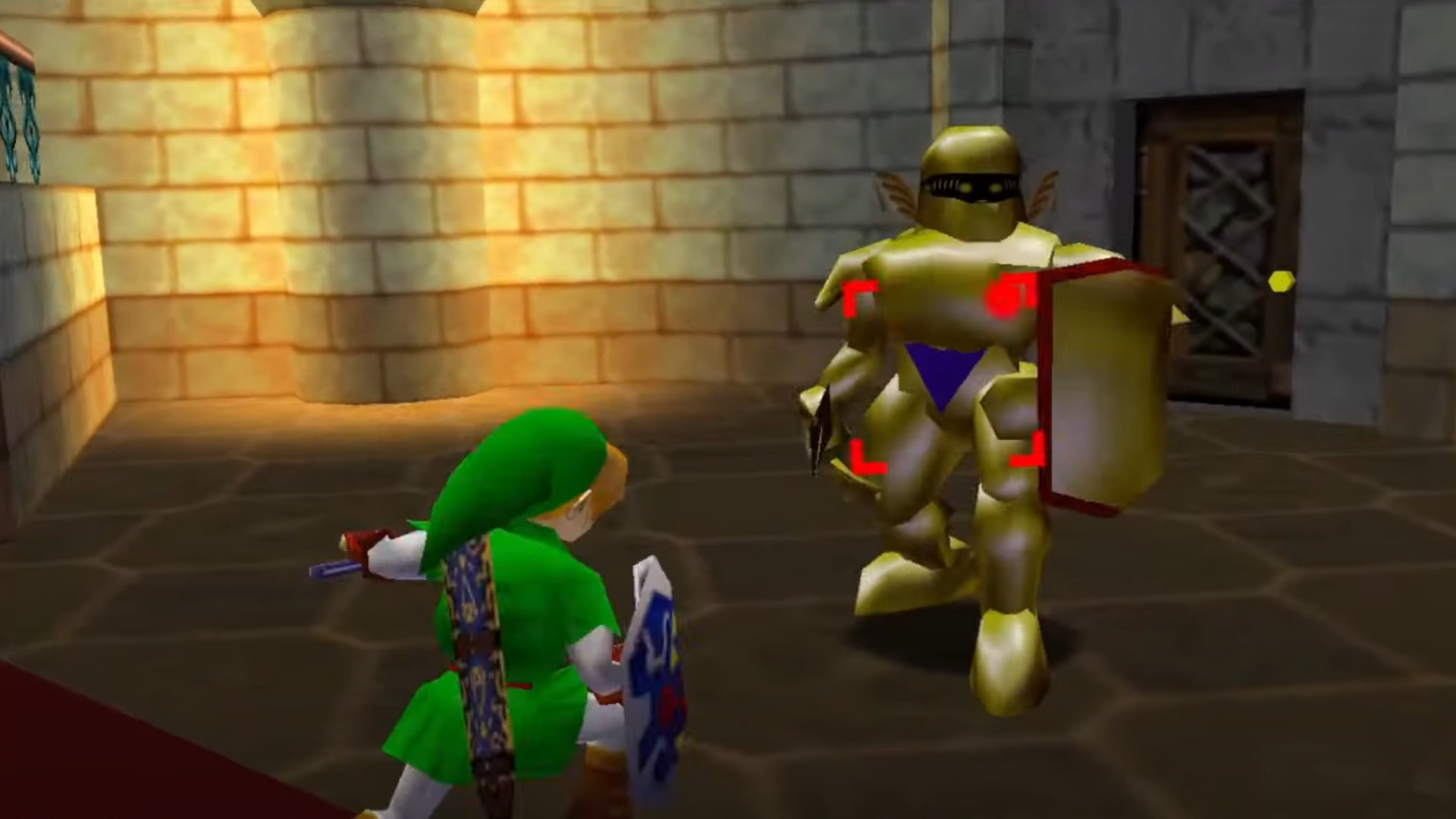Zelda: Ocarina of Time mod aims to recreate the pre-release Space World version