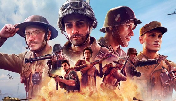 Company of Heroes 3 story