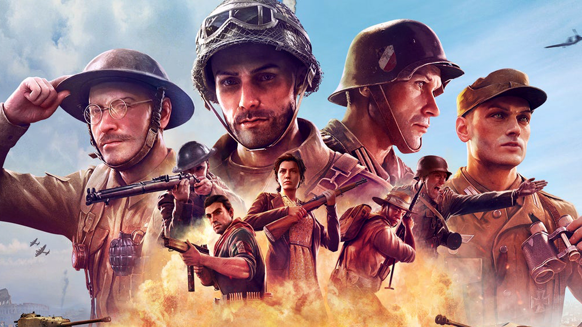 Company of Heroes 3's story will change based on your actions, The Witcher-style