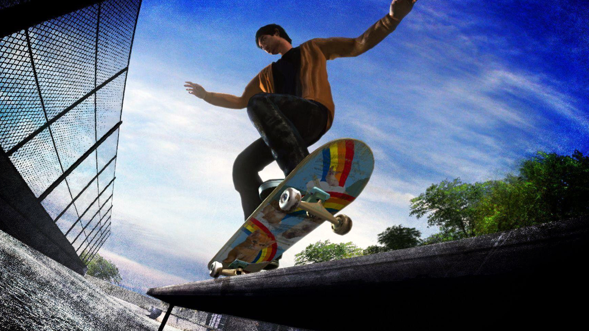 Skate is coming to PC for the first time, definitely