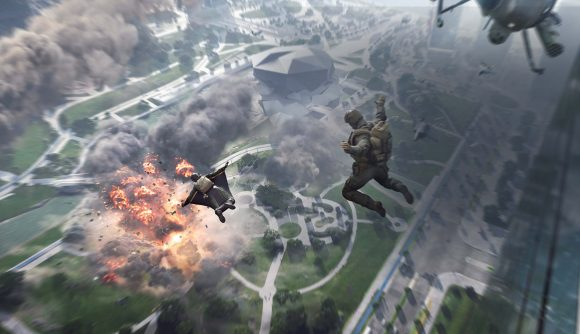 These are the system requirements to play Battlefield 2042