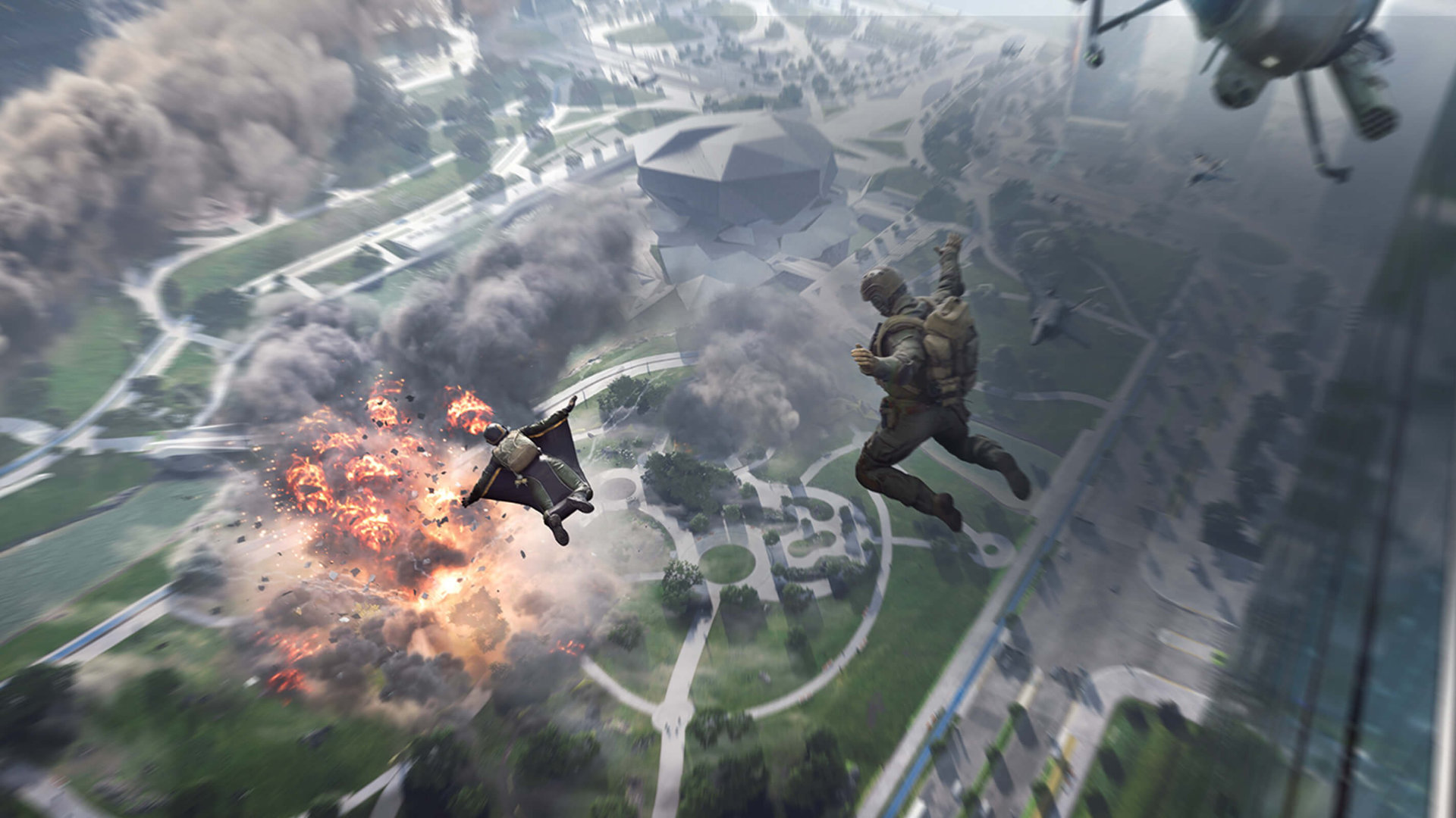 Battlefield 2042 system requirements aren't too taxing for most gaming PCs