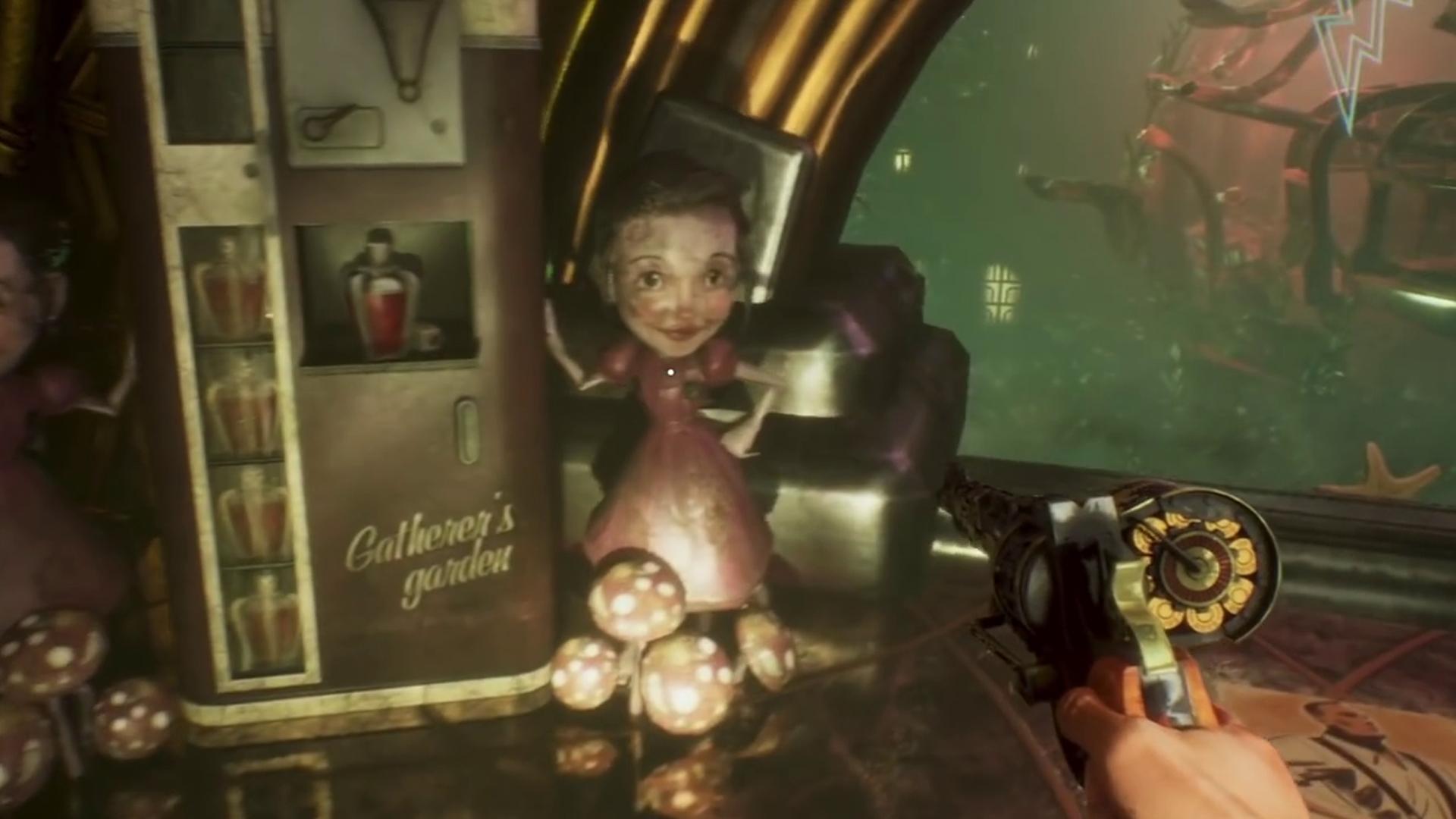 Here's what BioShock looks like in Unreal Engine 5