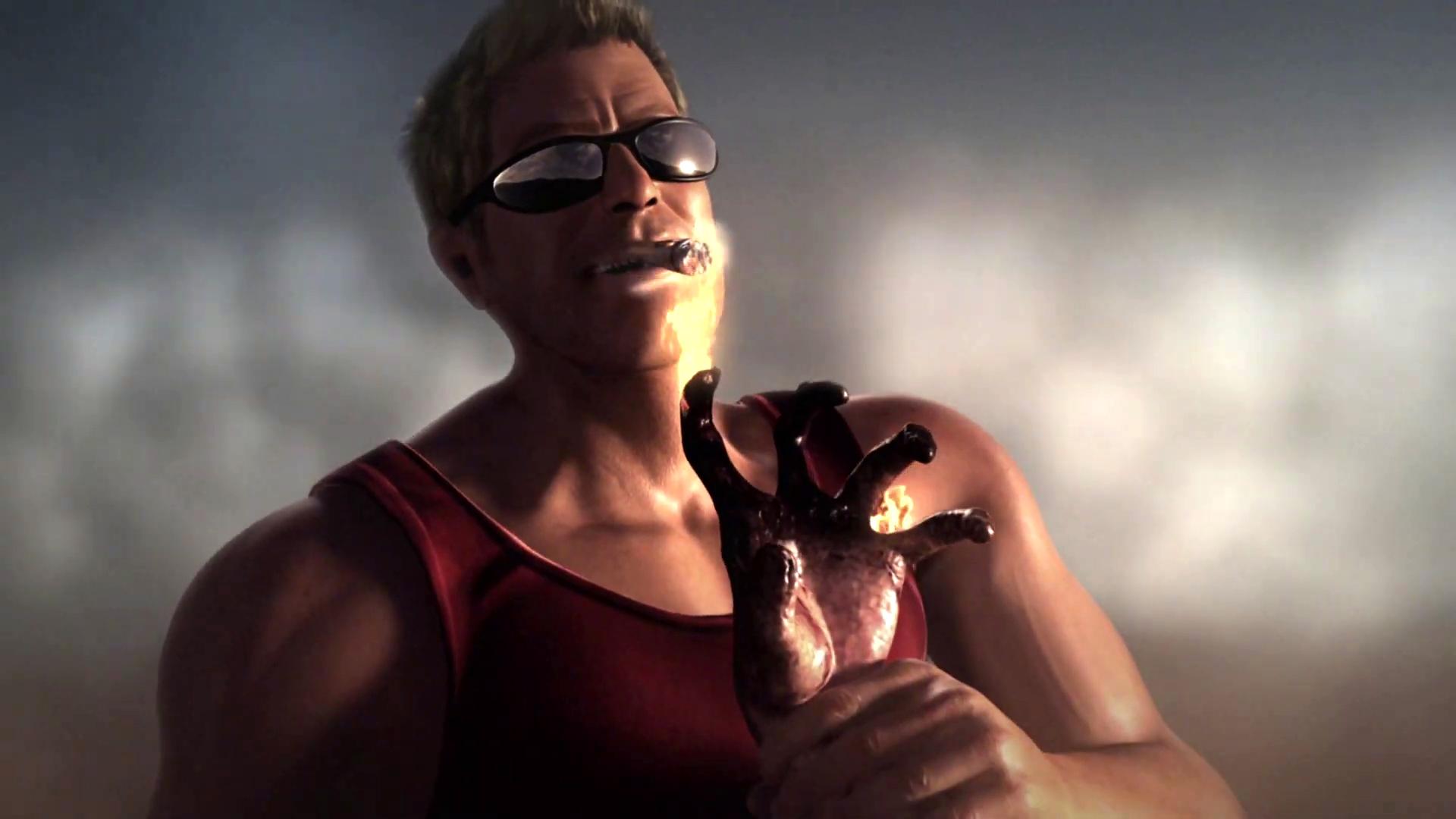 Here's the full trailer for the cancelled Duke Nukem Begins game