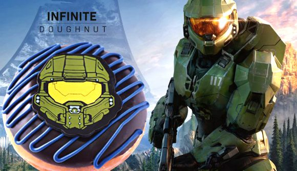 Halo Infinite release month