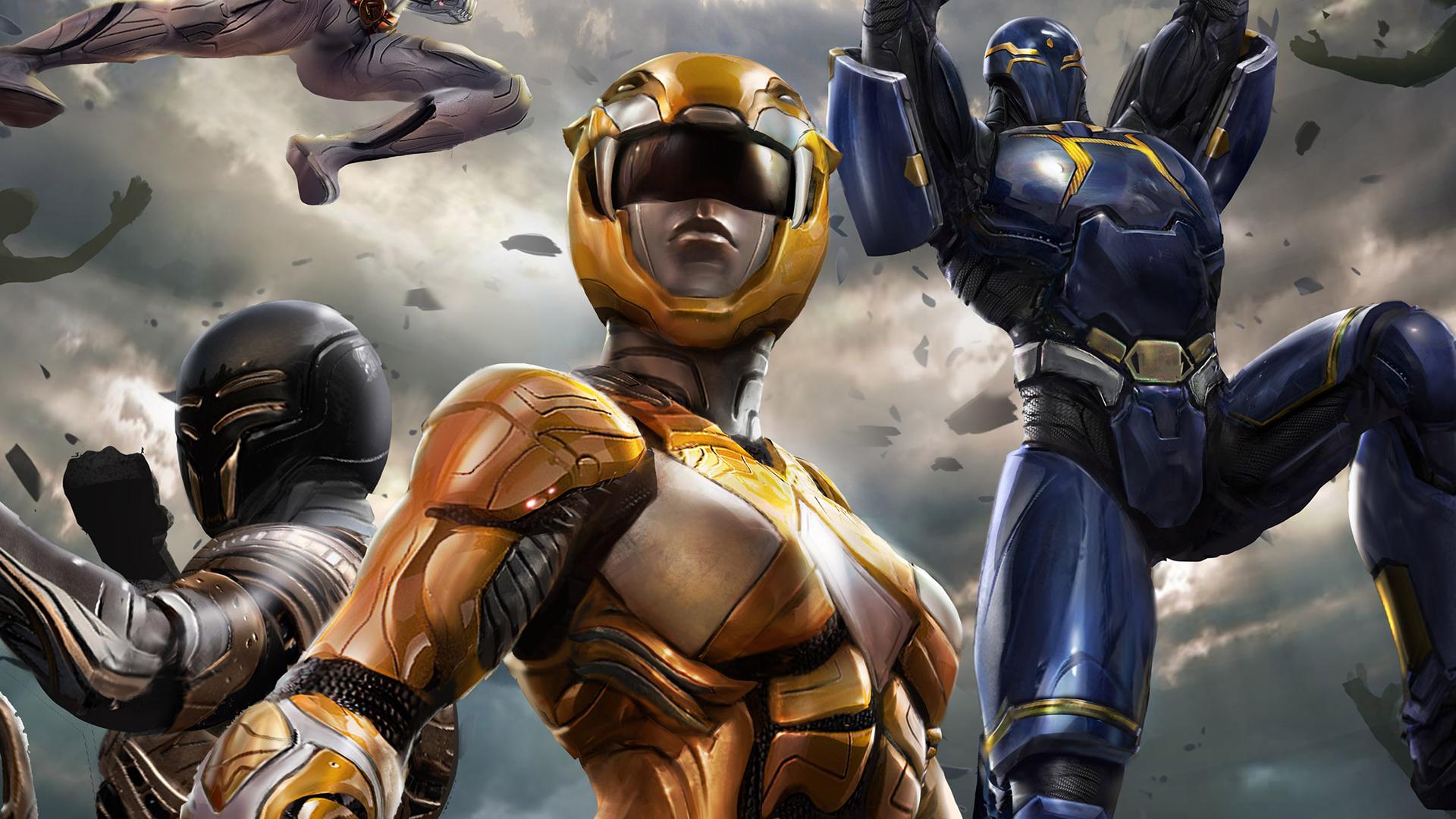 "Cancelled open-world Power Rangers game was ""basically"" Batman Arkham Rangers"