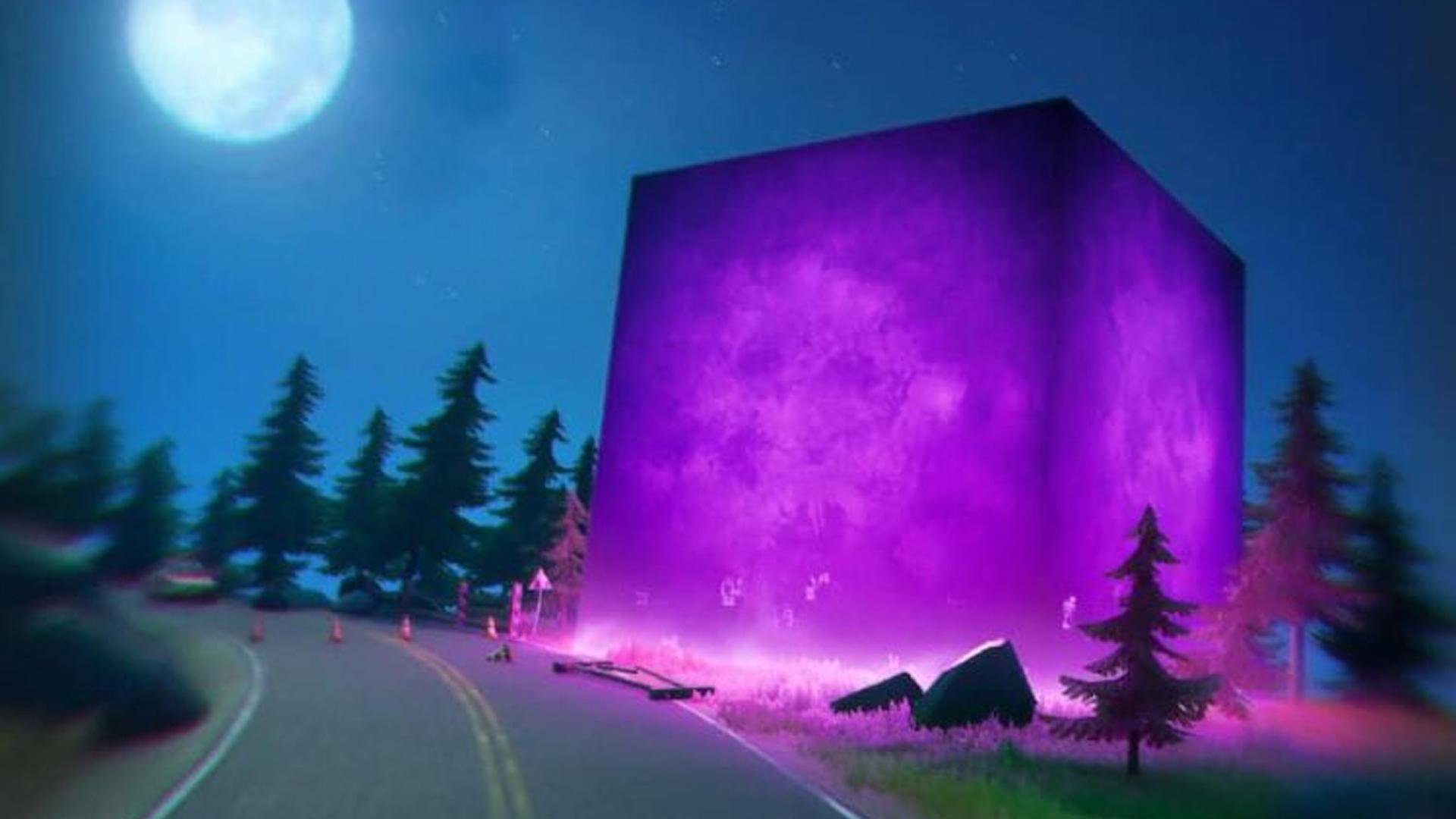 Ariana Grande teases Kevin The Cube's return to Fortnite