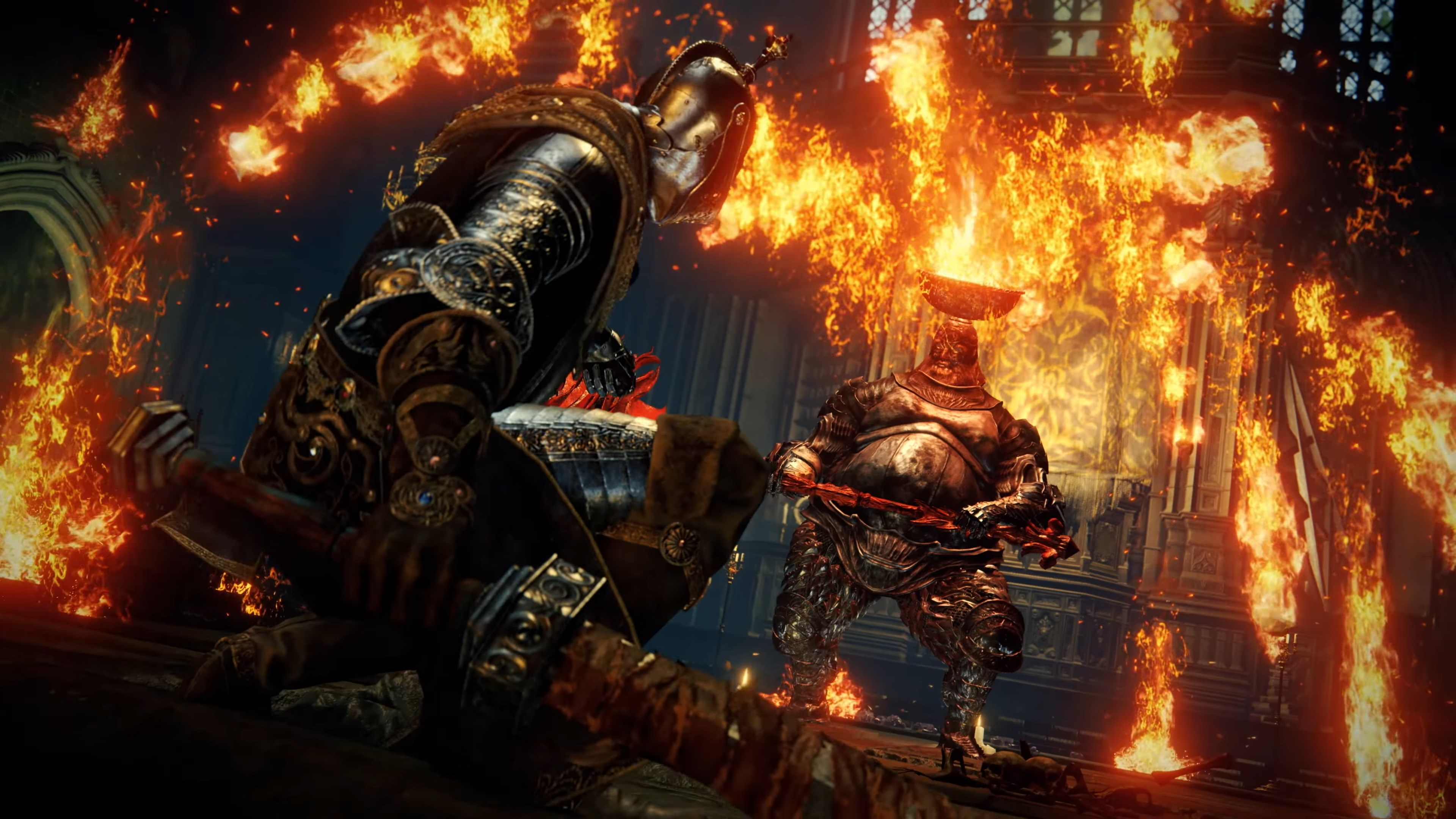 Elden Ring has 'from anywhere' fast travel and Dark Souls 3-style combat