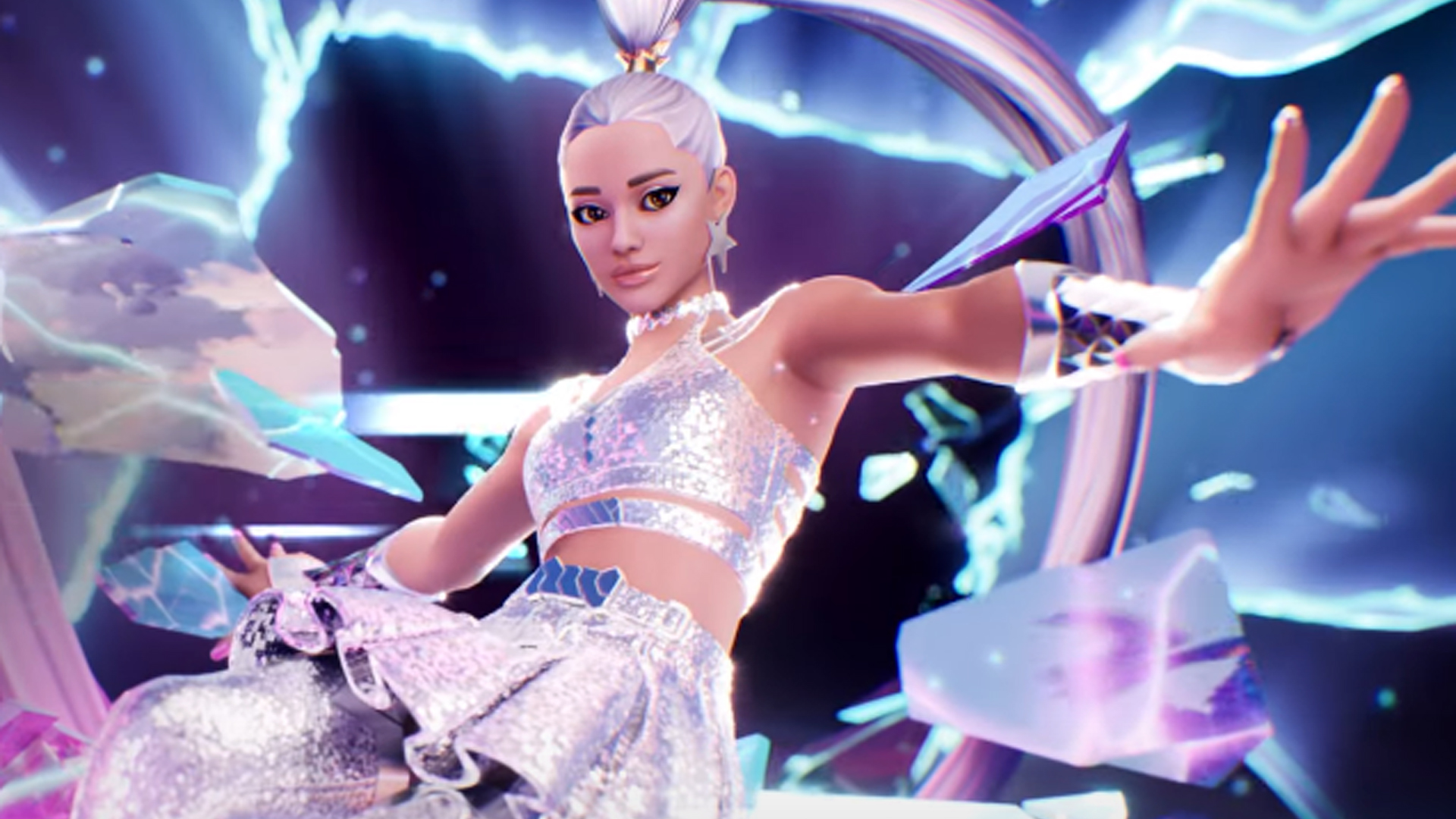 Fortnite is getting an Ariana Grande concert this week