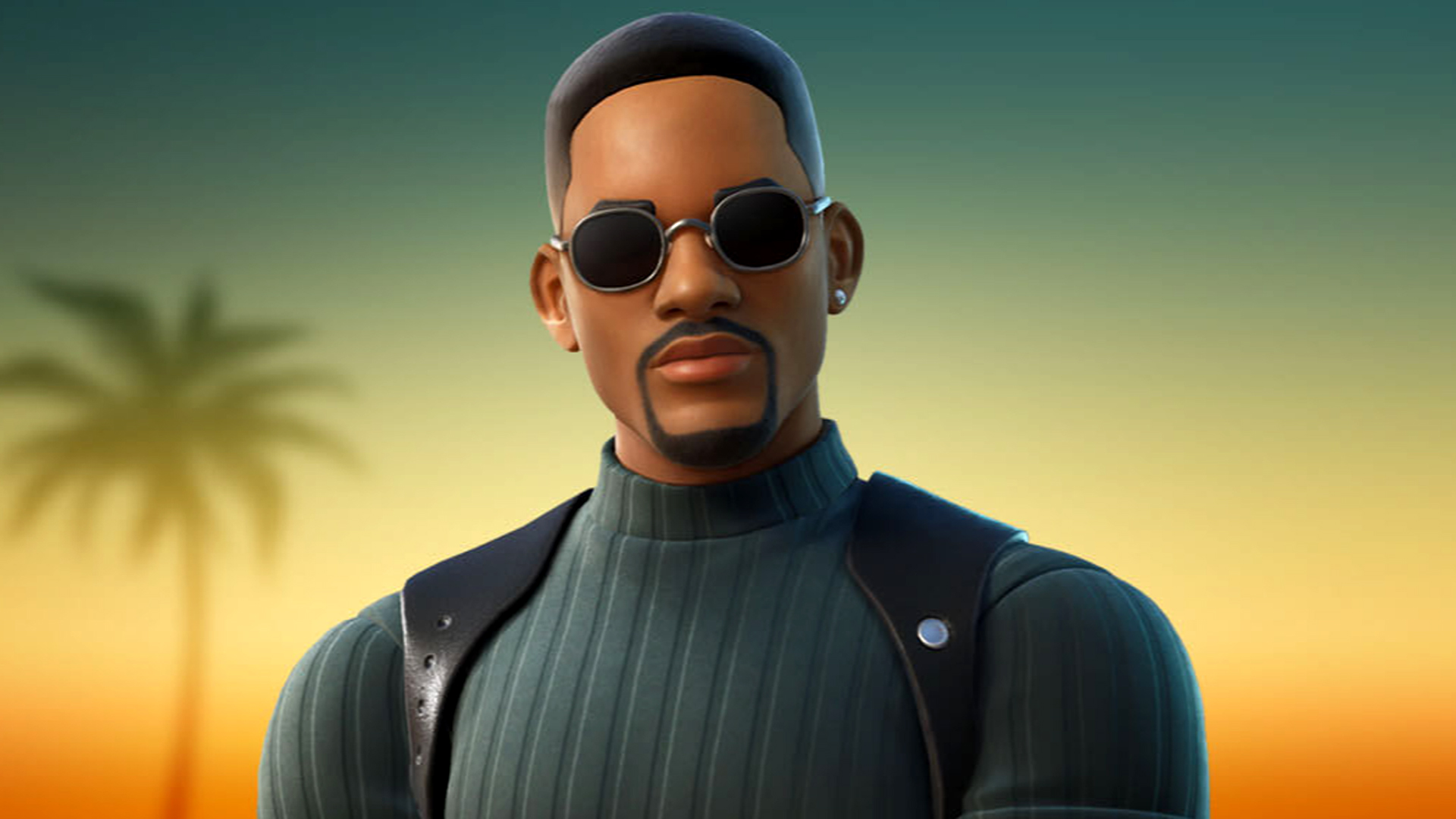 Fortnite's alien season adds the one Will Smith character who hasn't fought aliens