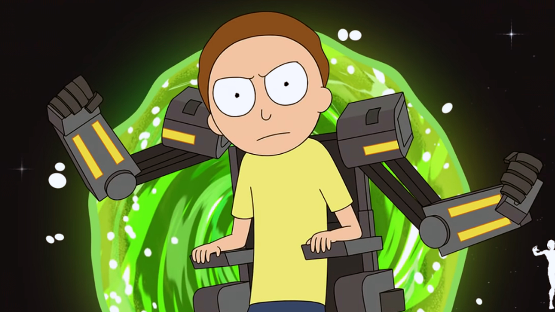 Fortnite's Rick and Morty duo is finally complete