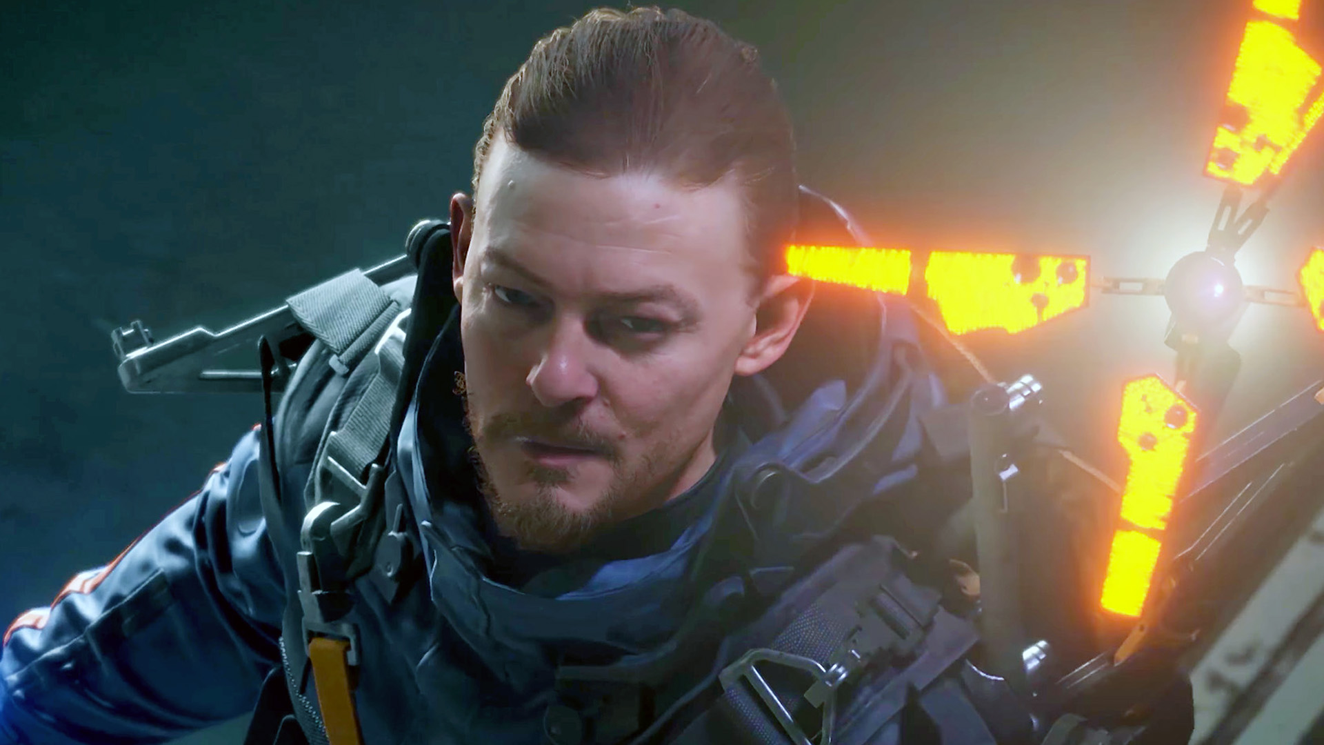 """Norman Reedus outs Death Stranding 2 as """"in negotiations"""""""