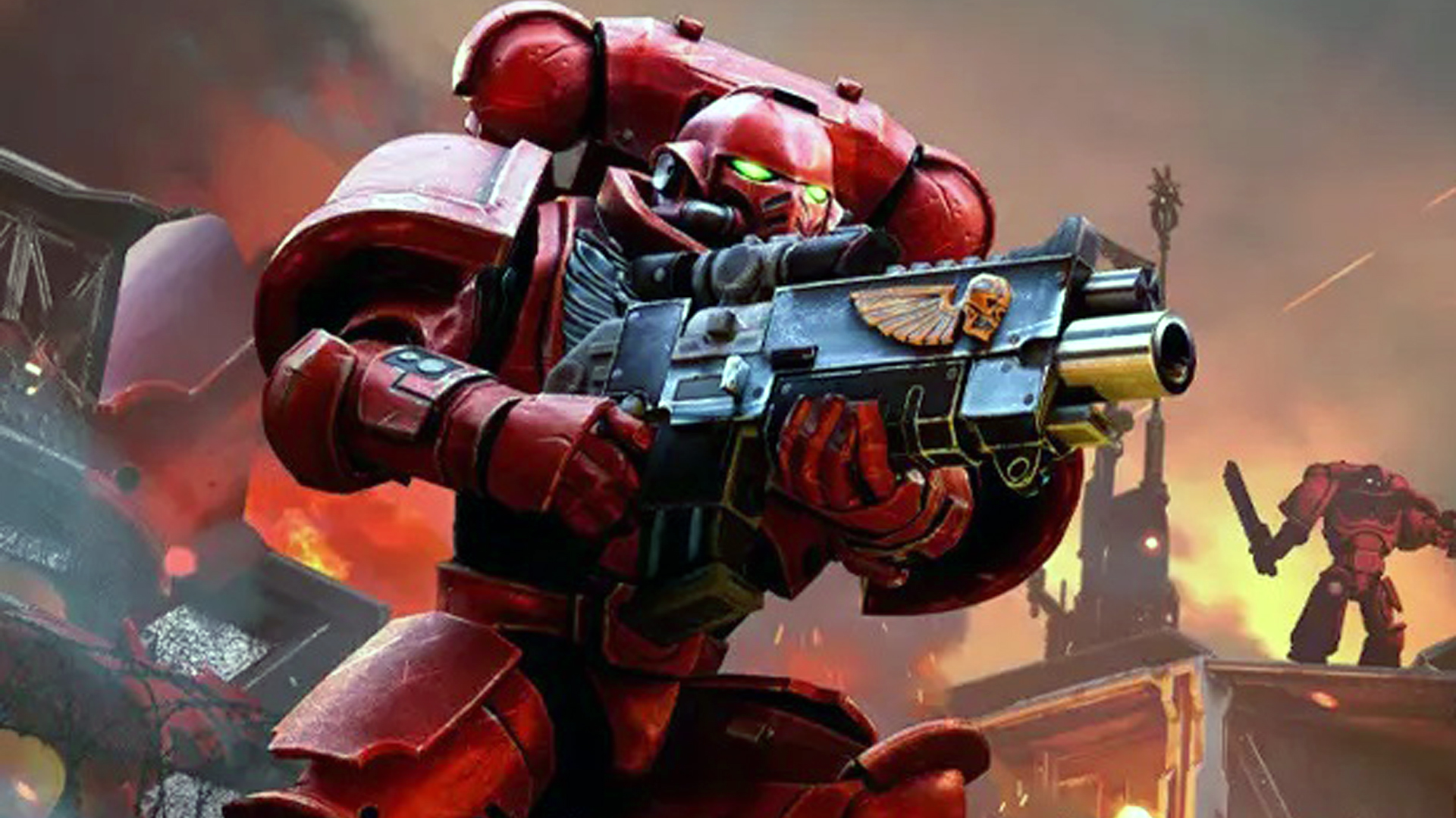 """Warhammer 40K Battlesector is getting new factions and a new """"in-depth"""" difficulty"""