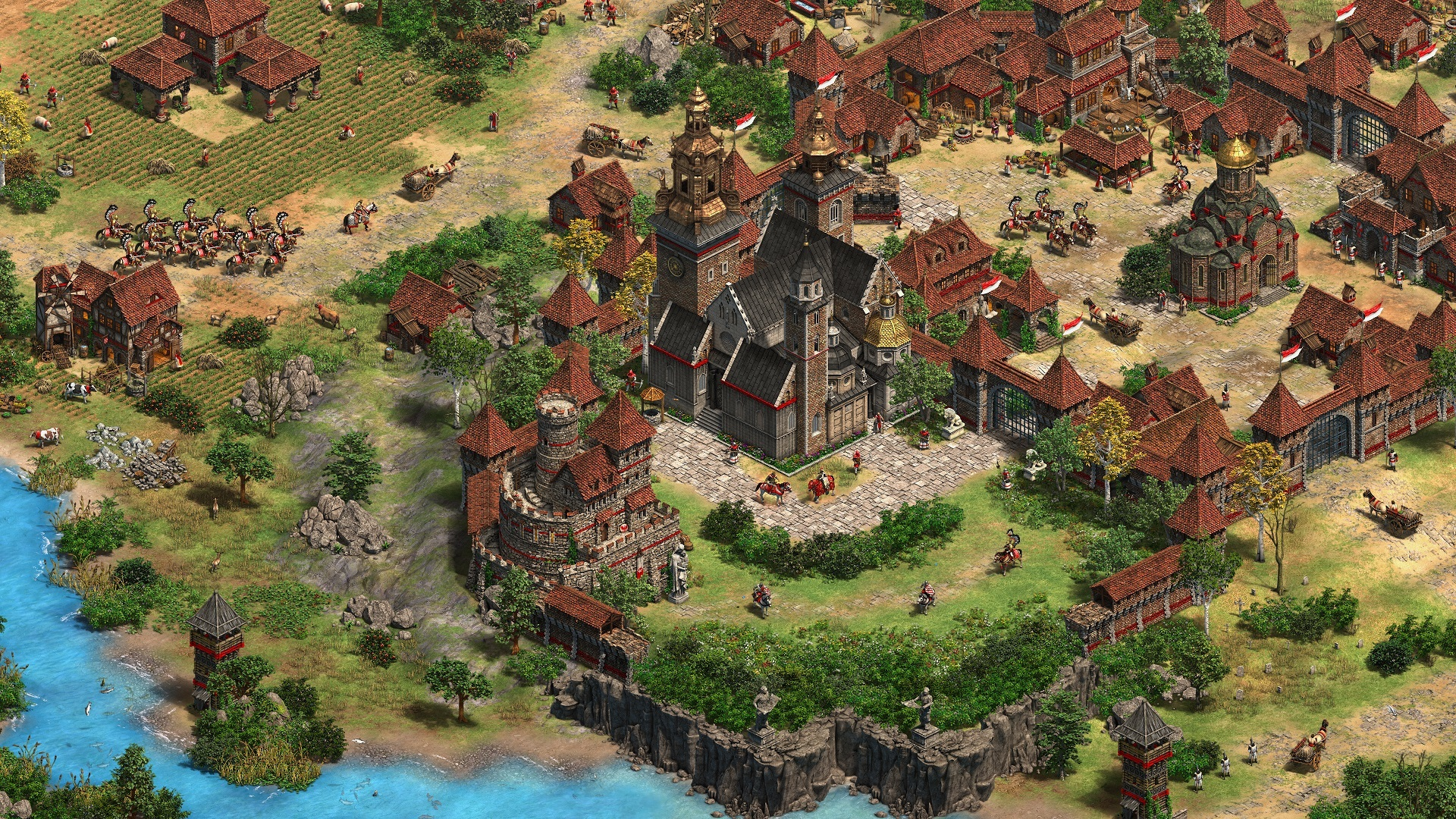 Age of Empires 2: Definitive Edition adds the Poles and Bohemians in a new DLC