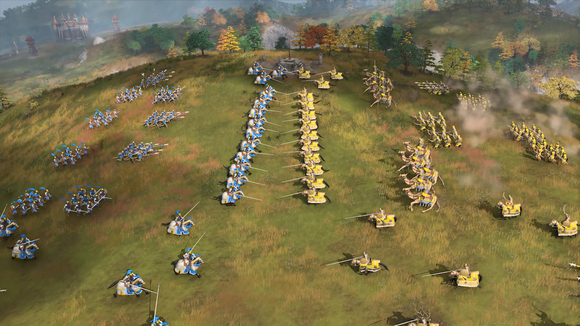 The Age of Empires 4 beta starts this week