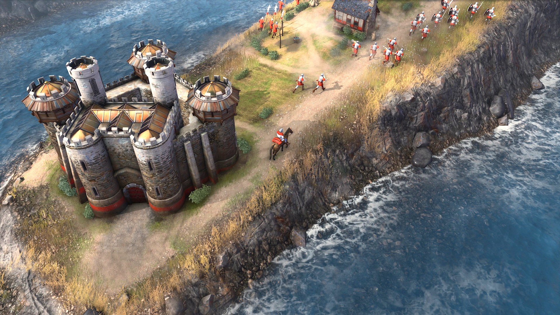 Age of Empires 4 isn't out yet, but fans are already deciding what DLC they want first
