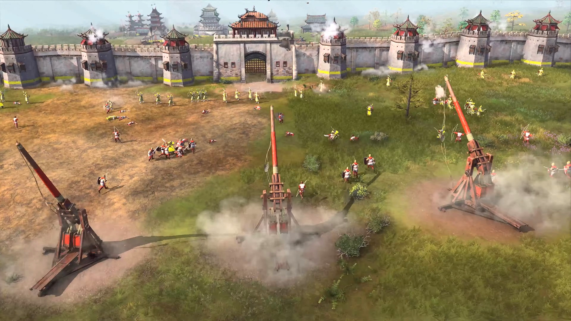 Age of Empires 4 will teach history via unlockable live action video shorts