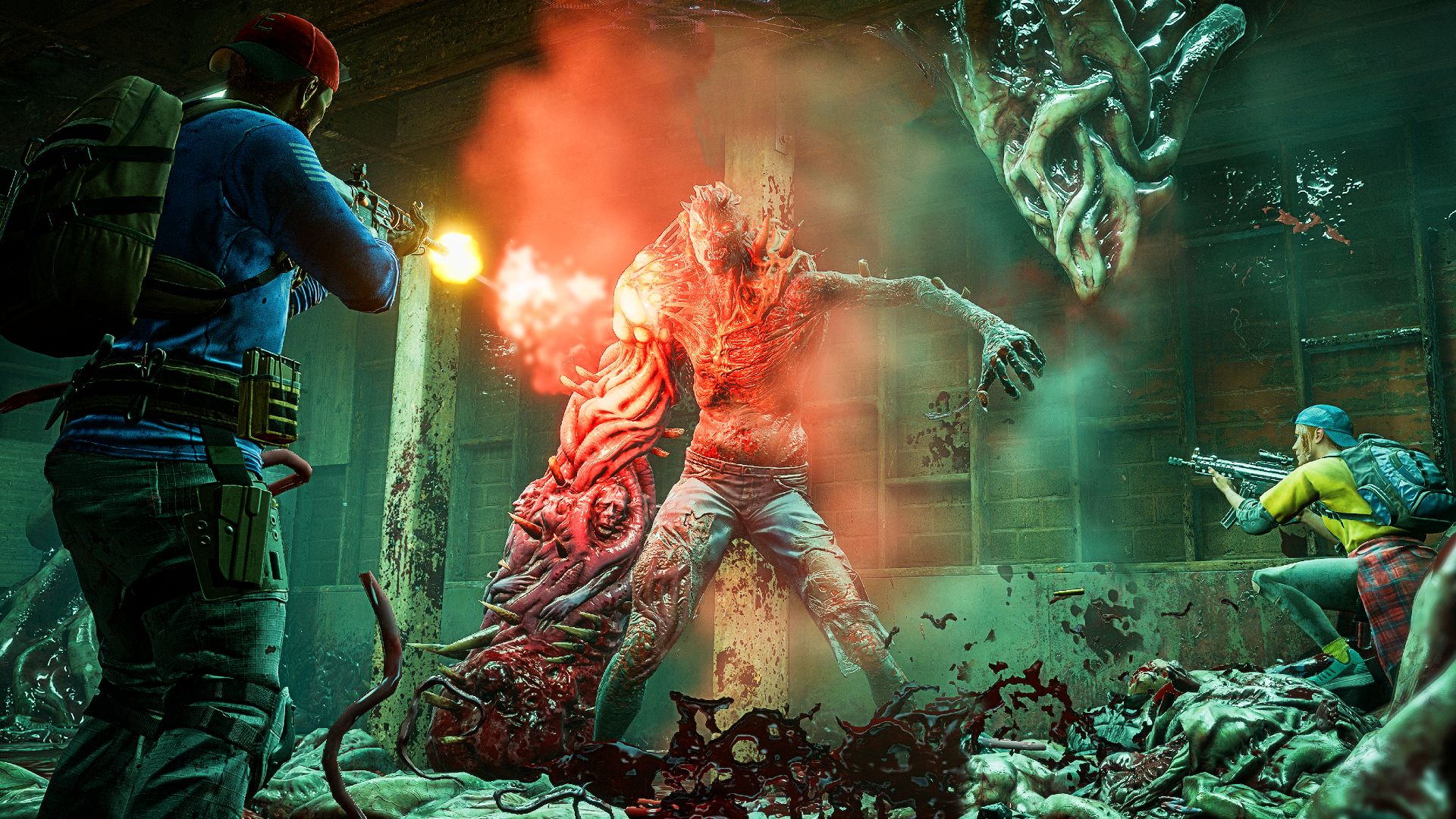 Back 4 Blood is a much more replayable successor to Left 4 Dead