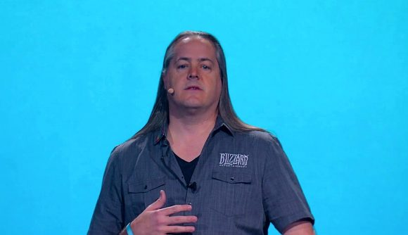 Blizzard's former president J. Allen Brack