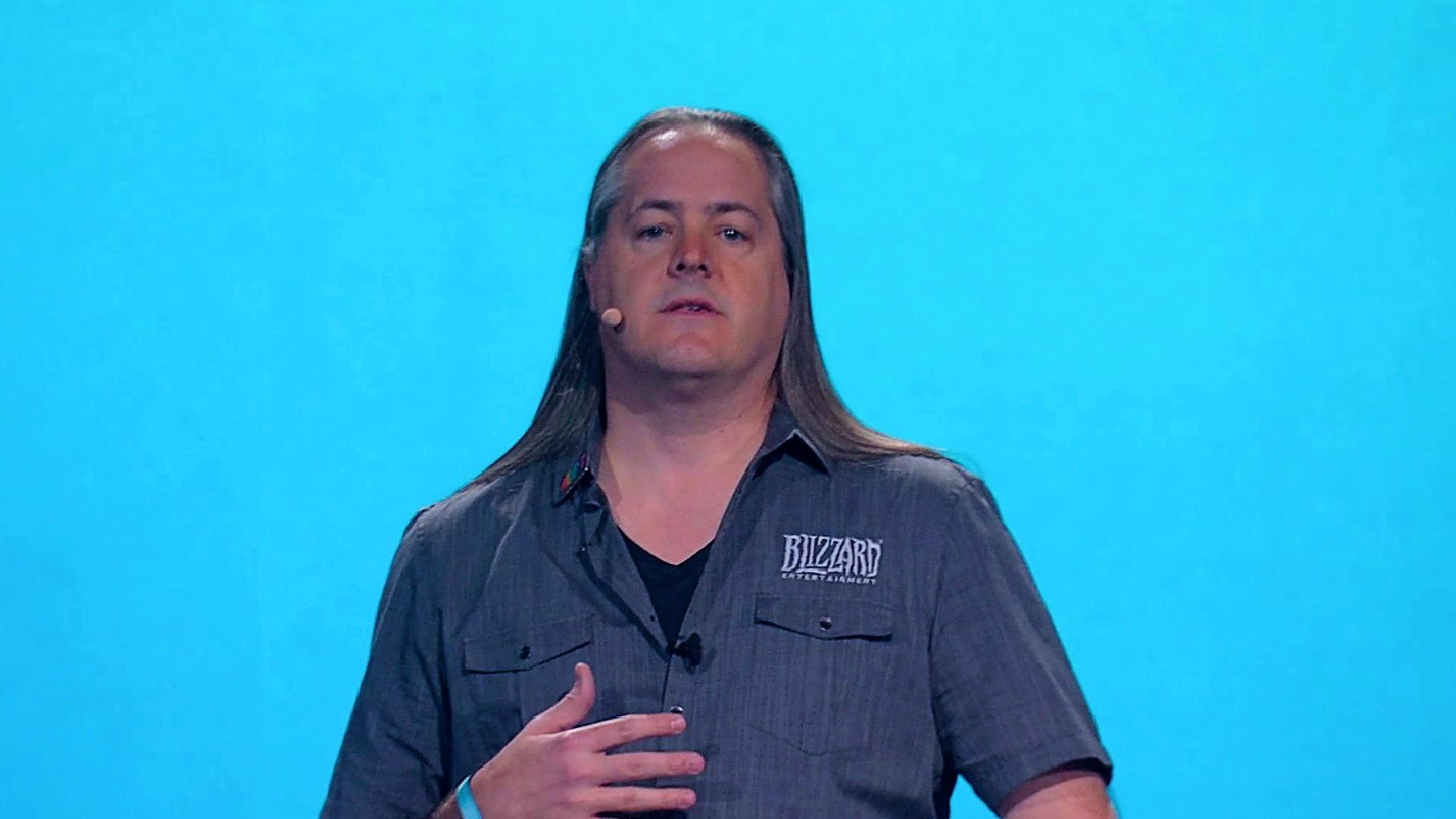 Blizzard president J. Allen Brack is stepping down