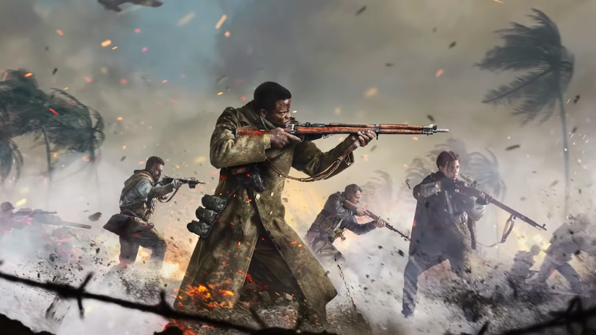 Call of Duty Vanguard release date – when is the open beta