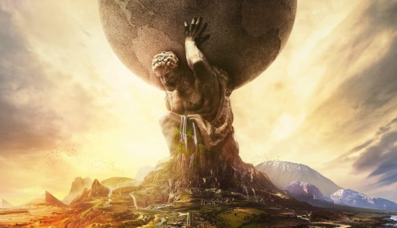 The key art for Civilization VI, whose developers might be announcing a new game this month