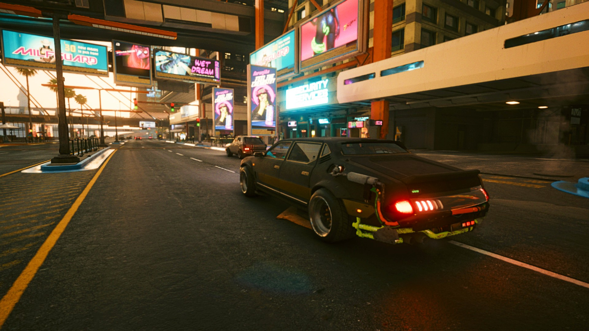 Cyberpunk 2077's terrible GPS system is getting fixed
