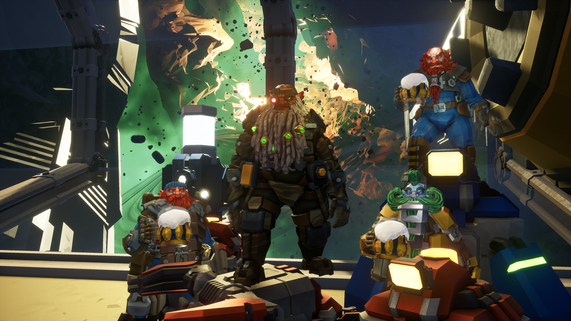 Studios behind Duke Nukem, Deep Rock Galactic, and more get bought all at once