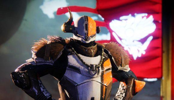 Destiny 2's Crucible Vanguard Lord Shaxx